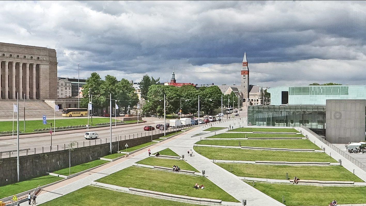 Хельсинки Töölönlahti