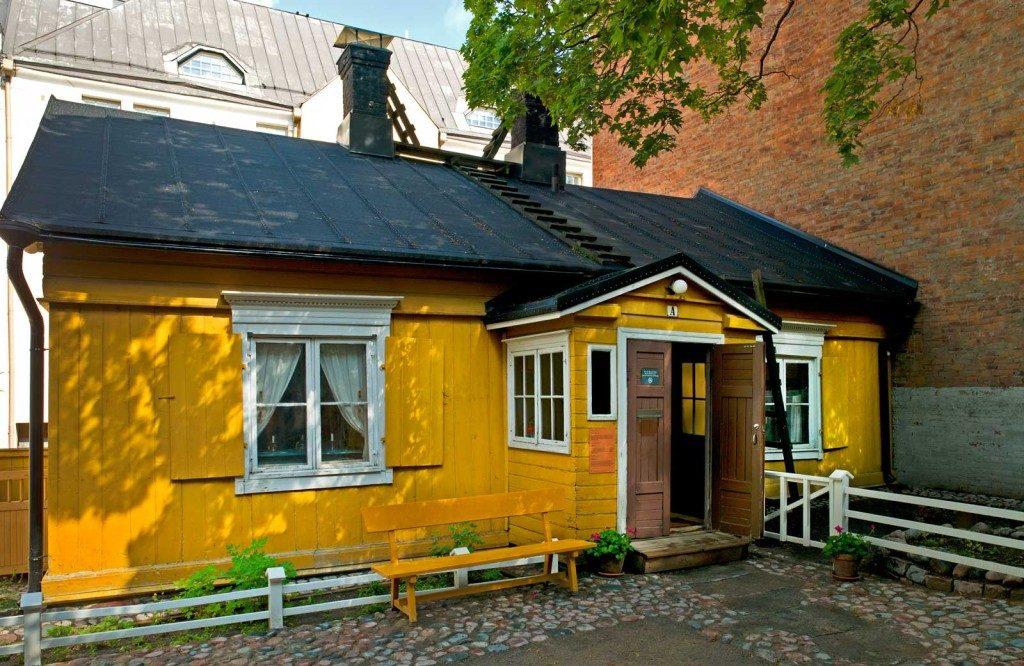 Дом бюргера, Хельсинки