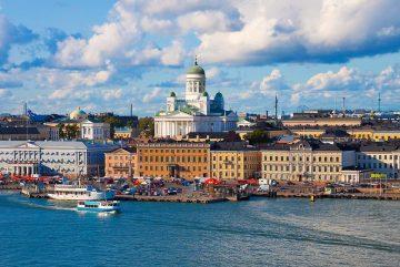 Хельсинки - дочь Балтии