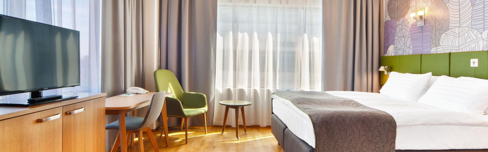 Номер в гостинице Holiday Inn City Center Helsinki