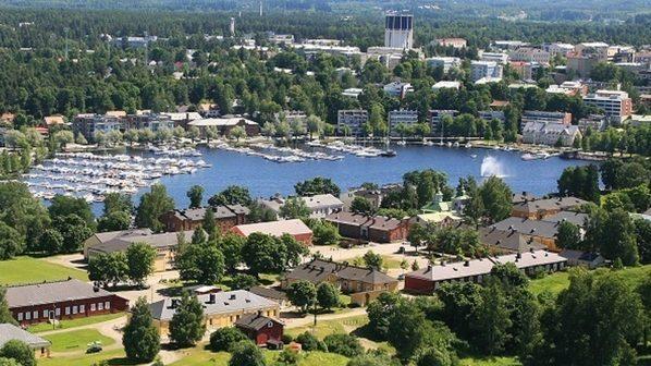 Города Финляндии - Лаппеенранта