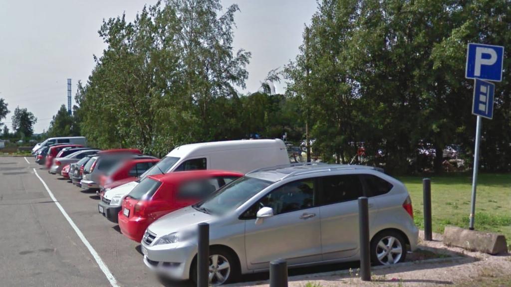 Бесплатные парковки в Хельсинки - парк Сибелиуса