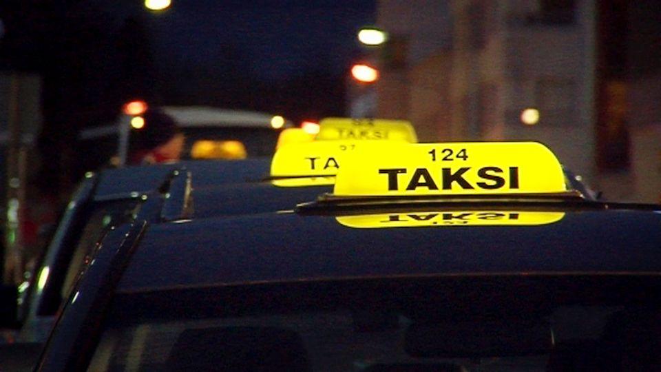 Такси в Хельсинки
