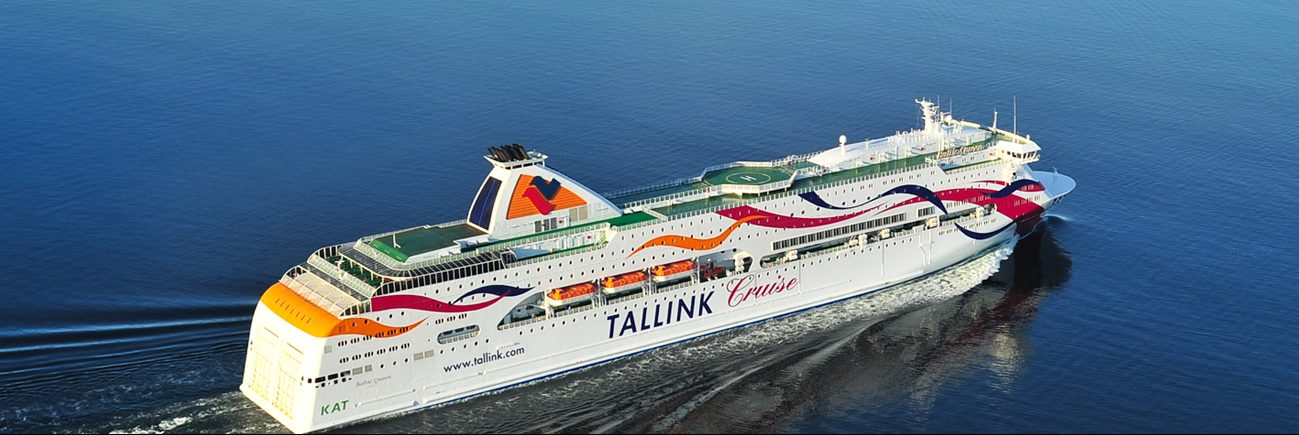 Tallink Silja Baltic Queen