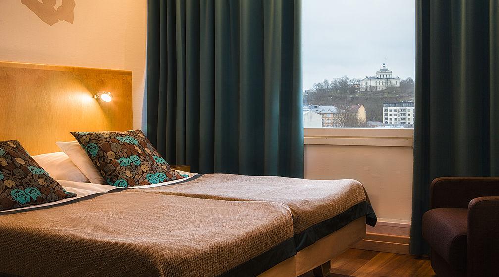 Стандартный двухместный номер в гостинице Original Sokos Hotel Hamburger Börs, Турку
