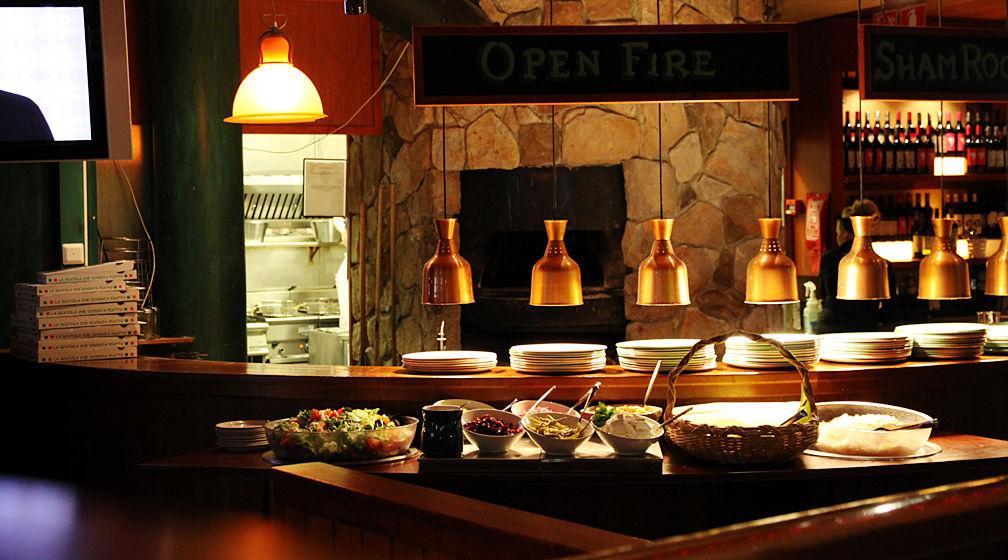 Shamrockcafe в Original Sokos Hotel Hamburger Börs, Турку
