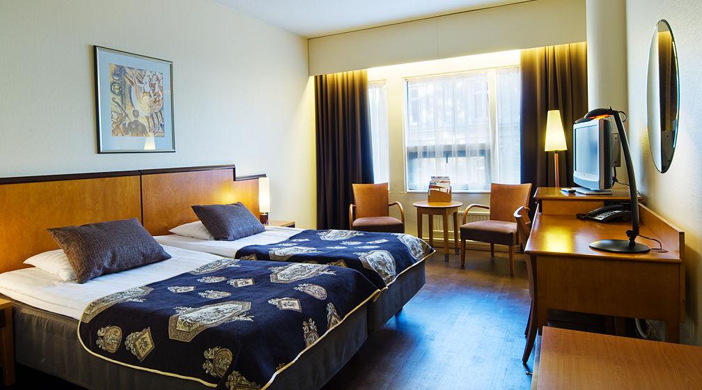 Двухместный номер в гостинице Original Sokos Hotel Hamburger Börs, Турку
