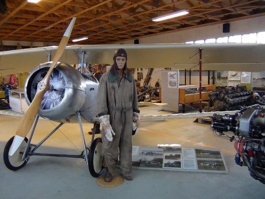 Карельский Музей авиации