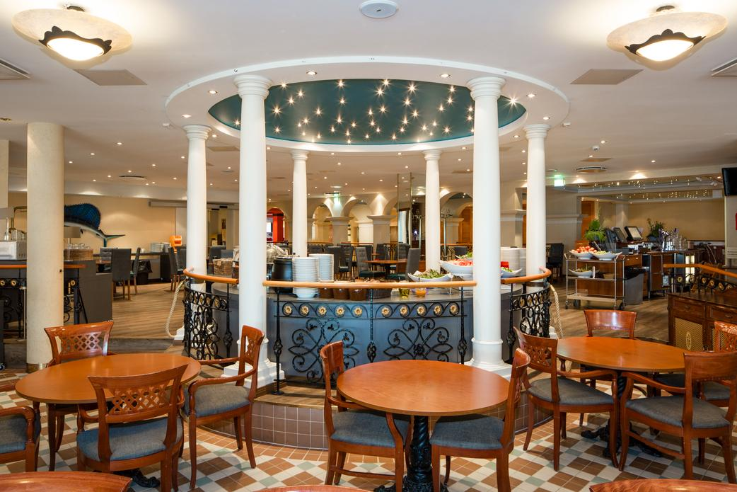 Ресторан Terrace в Спа-отеле Holiday Club Caribia, Турку