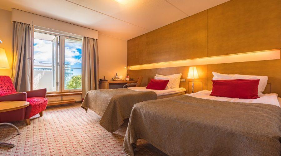 Стандартный двухместный номер в гостинице Original Sokos Hotel Vantaa, Вантаа