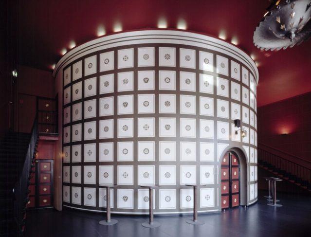 Рабочий клуб в Ювяскюля, архитектор Алвар Аалто