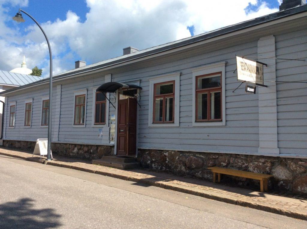 Купеческий дом-музей в Хамине