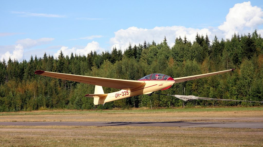 Планер Bocian-OH-339