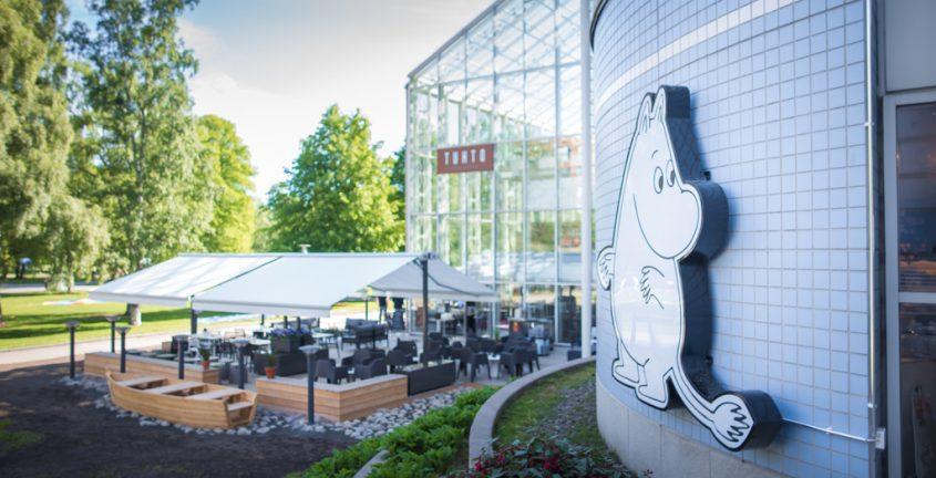 Moomin Museum. Фото: Visit Tampere/ Laura Vanzo