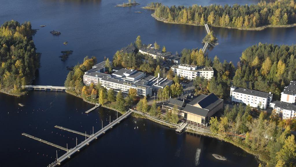 Spa Hotel Casino, Savonlinna