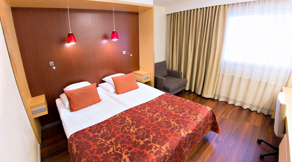 Стандартный двухместный номер в гостинице Original Sokos Hotel Alexandra