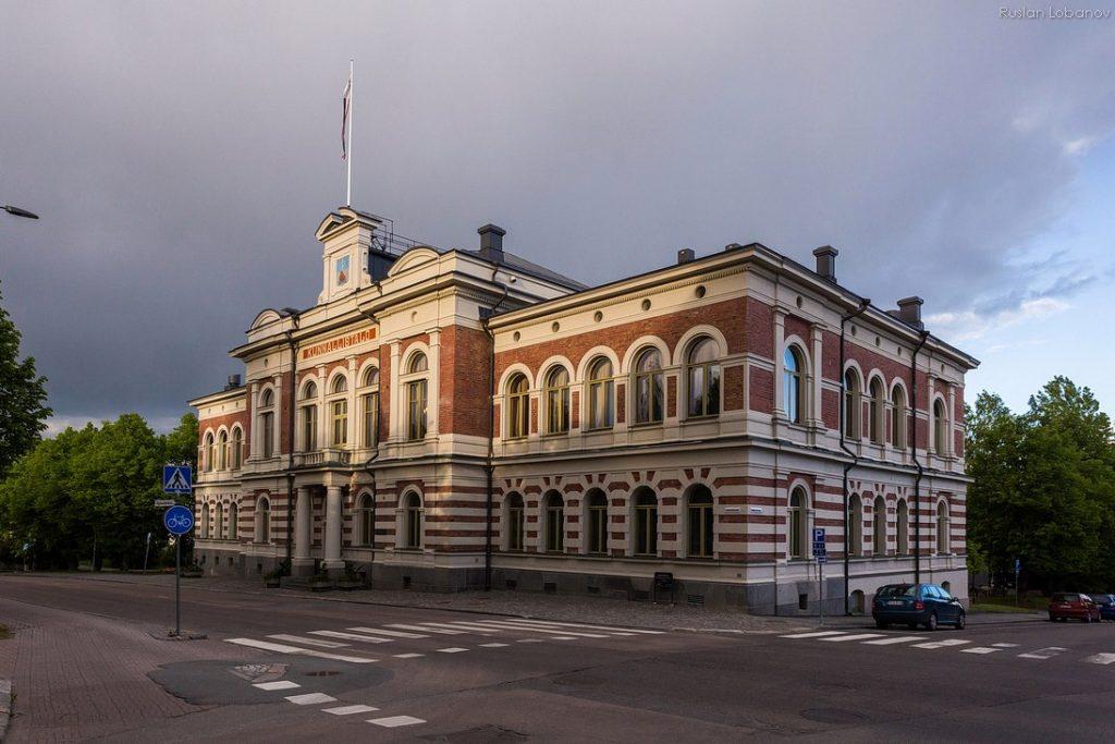 Муниципалитет Ювяскюля