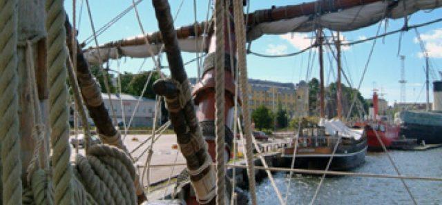Старый порт Котки