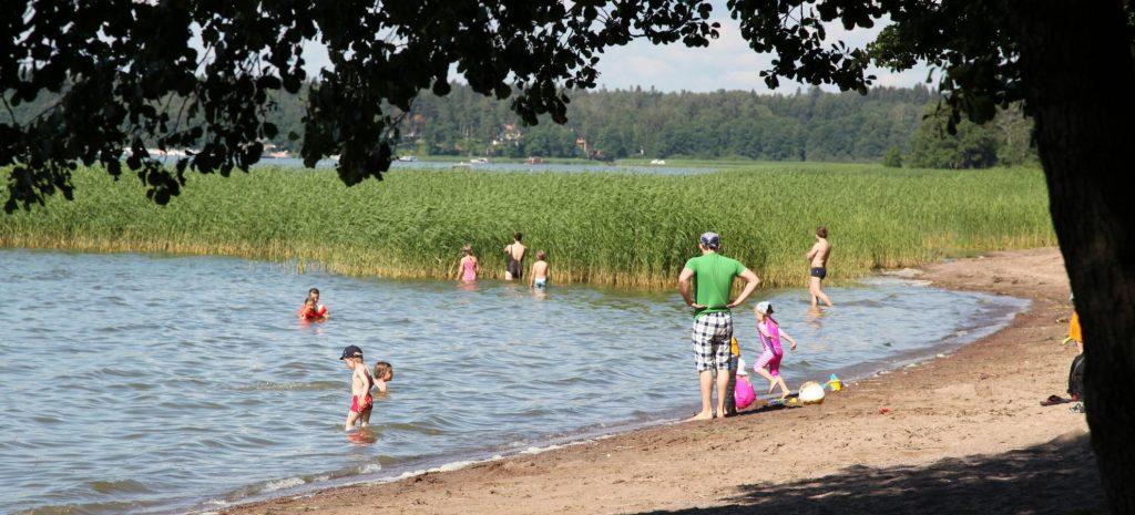Пляж Мунккиниеми