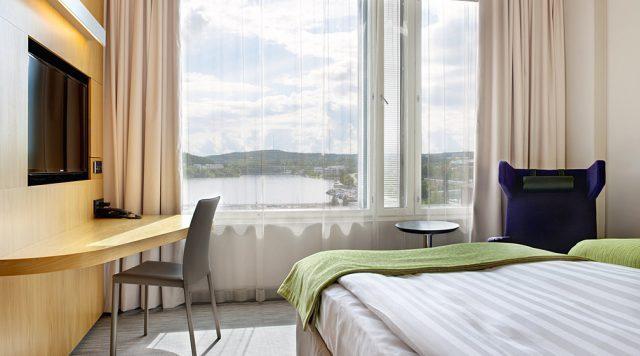 Двухместный номер Solo в гостинице Solo Sokos Hotel Paviljonki