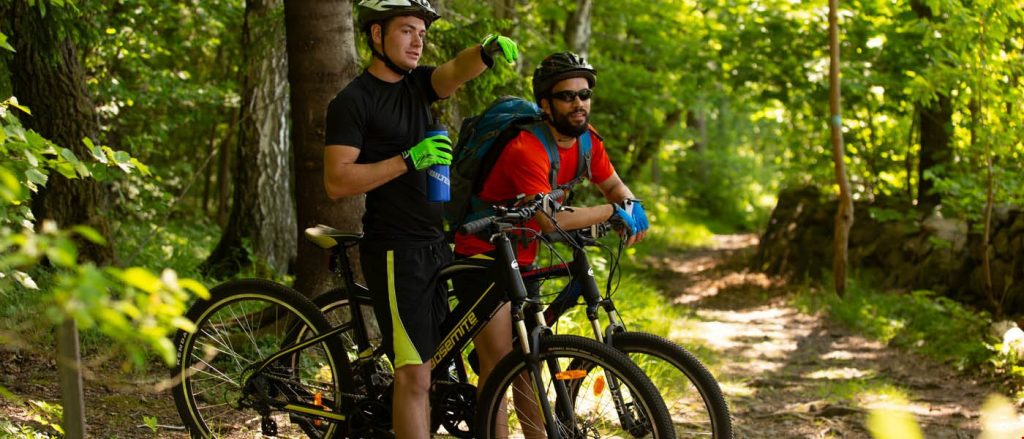 Велосипеды Yosemite - фото biltema.fi