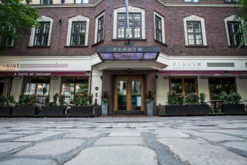 Дизайн-отель Klaus K в Хельсинки.