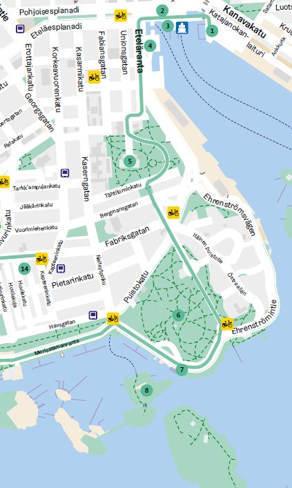 Вдоль побережья Хельсинки 1