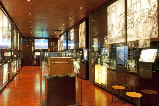 Музей банка Финляндии, Хельсинки.