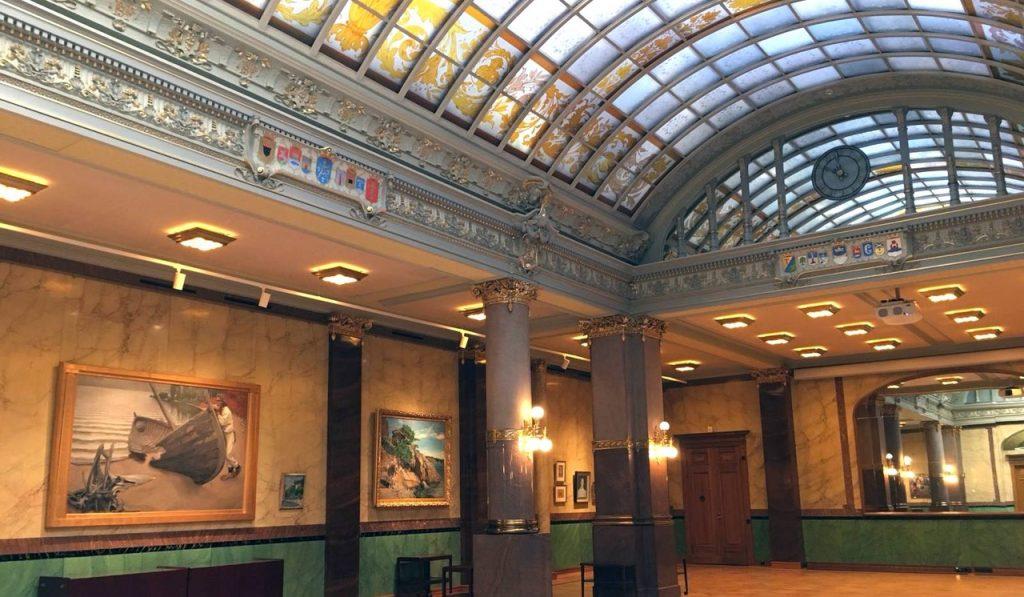 Музей банка Nordea, Хельсинки