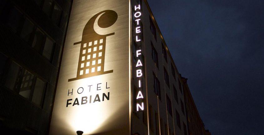 Hotel Fabian, Хельсинки