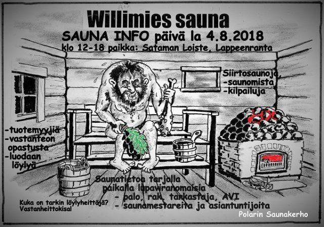 Сауна info в Лаппеенранте