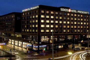 Original Sokos Hotel Presidentti, Хельсинки