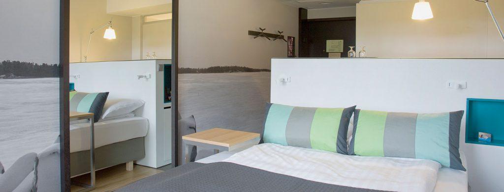 Номер в гостинице Radisson Blu Hotel Espoo