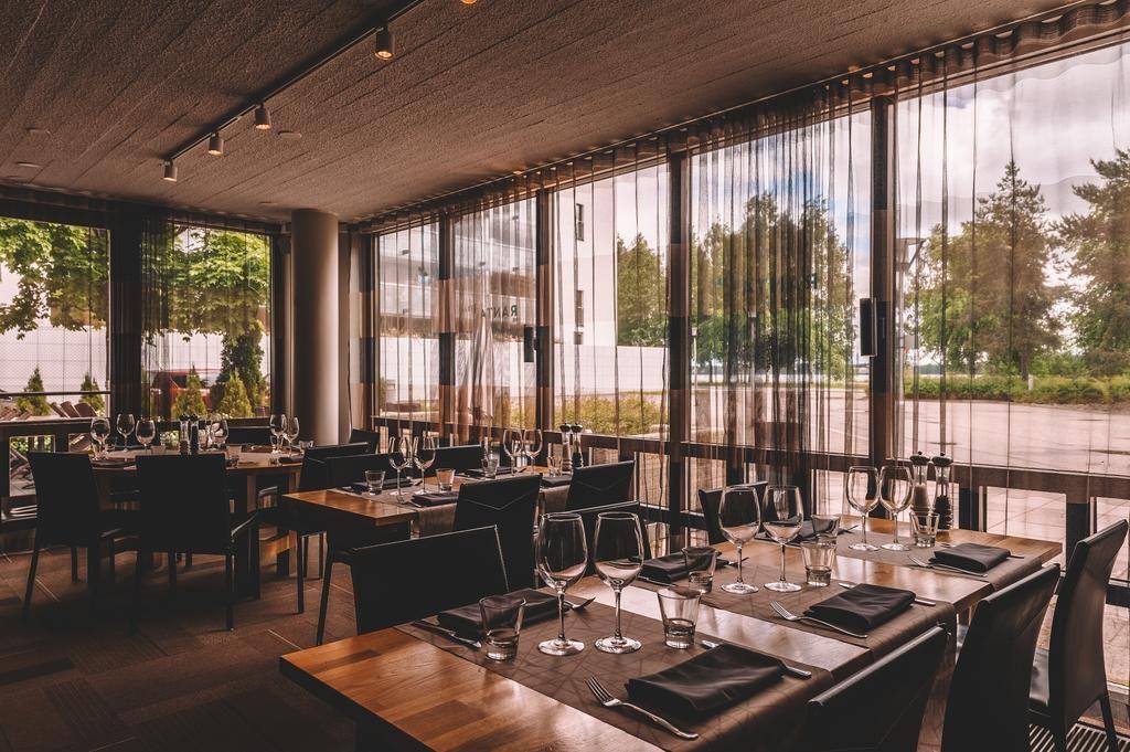 Ресторан в гостинице Radisson Blu Hotel Espoo