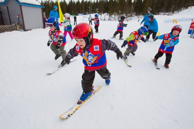 Vuokatti Ski School