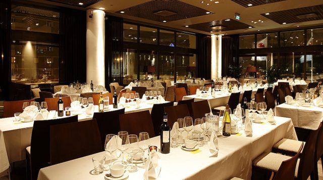 Ресторан Presidentti, Original Sokos Hotel Presidentti, Хельсинки