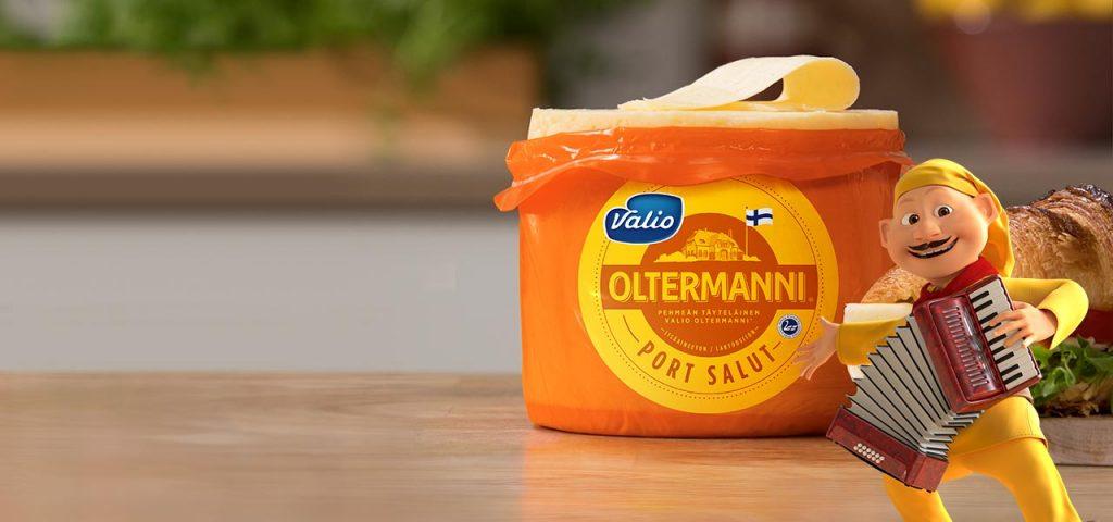 Valio Oltermanni