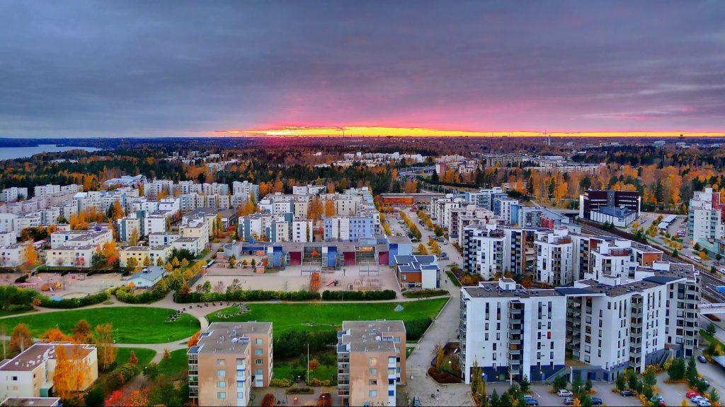 Города Финляндии - путеводитель