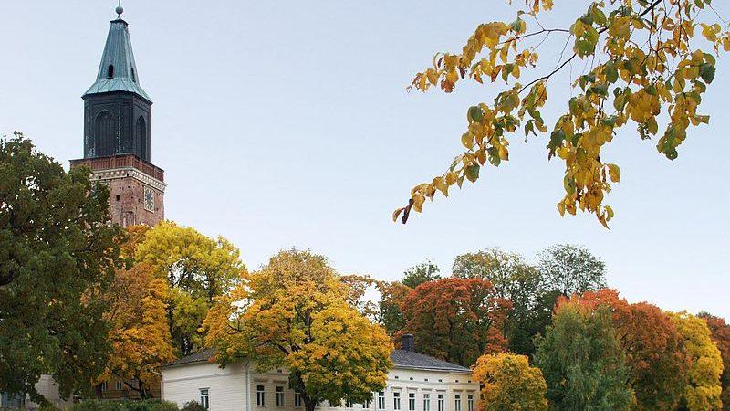 Города Финляндии - Турку