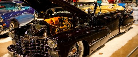 Уникальная автомобильная выставка в Лахти