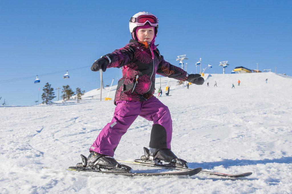 Лыжная школа Леви