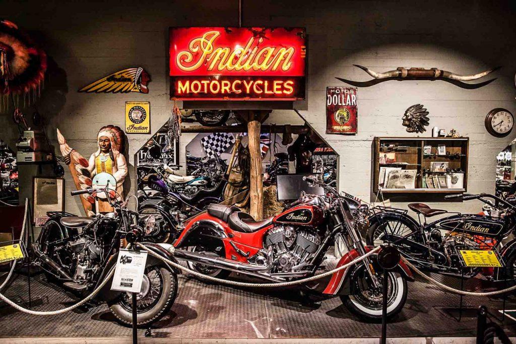 Музей мотоциклов в Лахти