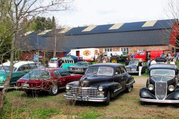 Музей автомобилей в Эспоо