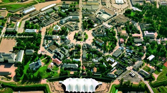 Города Финляндии - Хамина