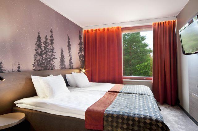 Гостиница Korpilampi