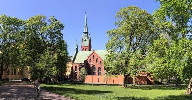 Немецкая церковь, Хельсинки