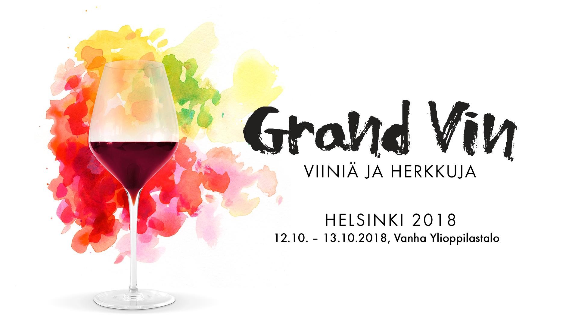 Grand Vin Helsinki