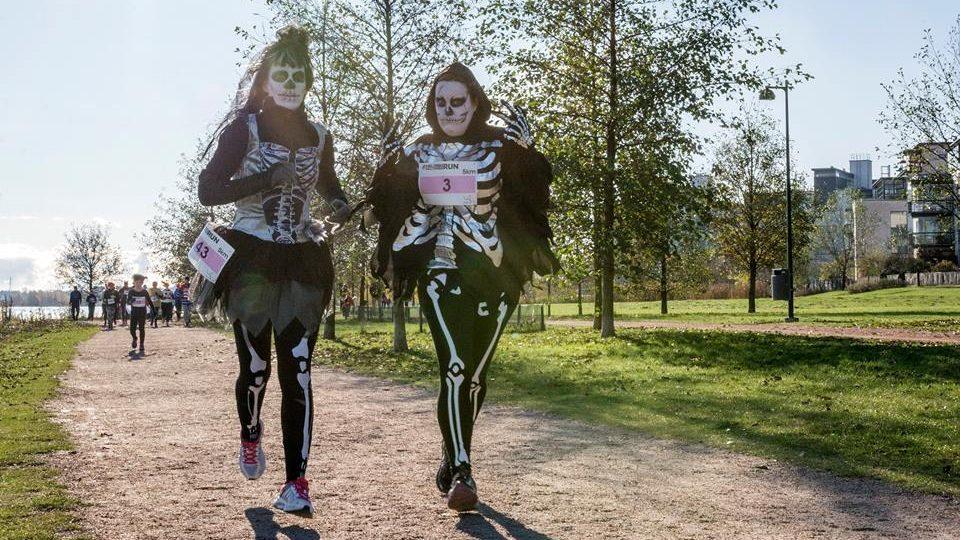 Helsinki Hallowin Run 2017