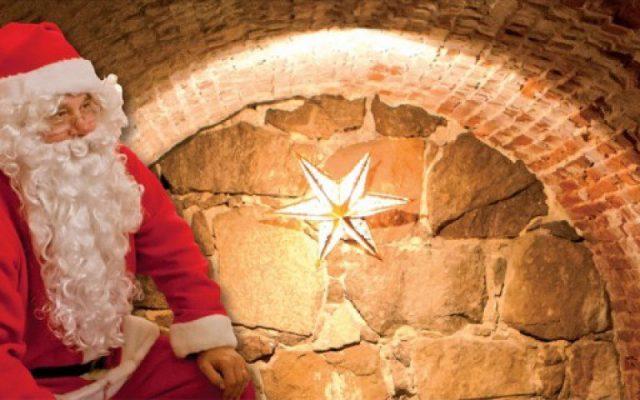 Рождество в Бастионе Хамина