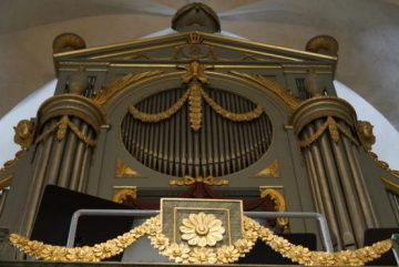 Орган Кафедрального Собора Порвоо